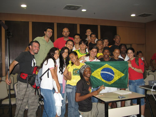 Brazilian CURRENTS participants