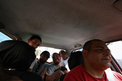 Crew in Salvador